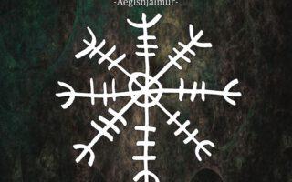Aegishjalmur - Helm of Awe - Helm des Schreckens